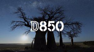 Nikon D850 8k Timelapse