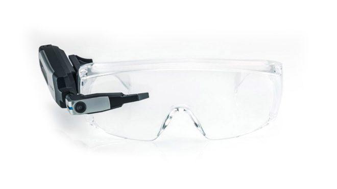 Olympus EyeTrek akıllı gözlük