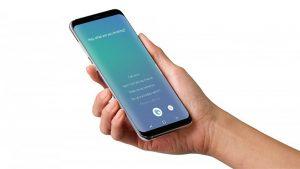 Samsung yapay zeka bixby