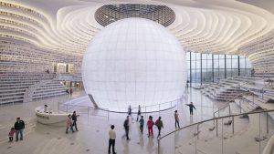 The Eye of Binhai