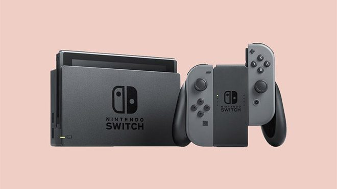 Time Nintendo Switch