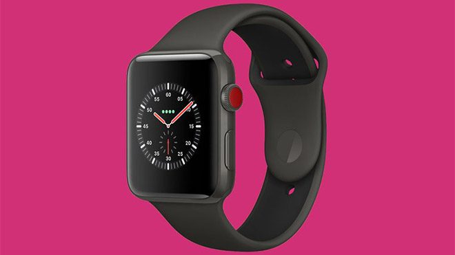 Time Apple Watch 3