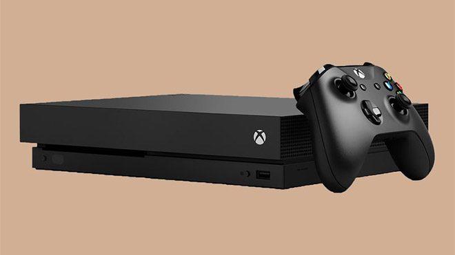 Time Microsoft Xbox One X