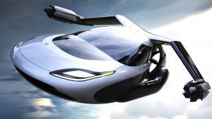 Volvo Geely Terrafugia uçan araç