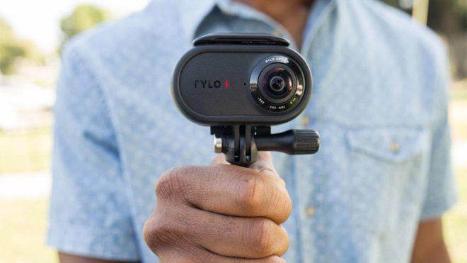 Rylo 360 derece video kamera