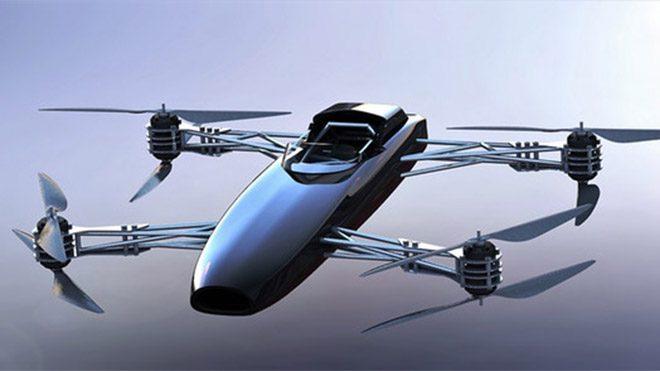 Alauda uçan araba yarışı
