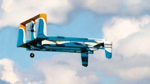 Amazon kargo drone