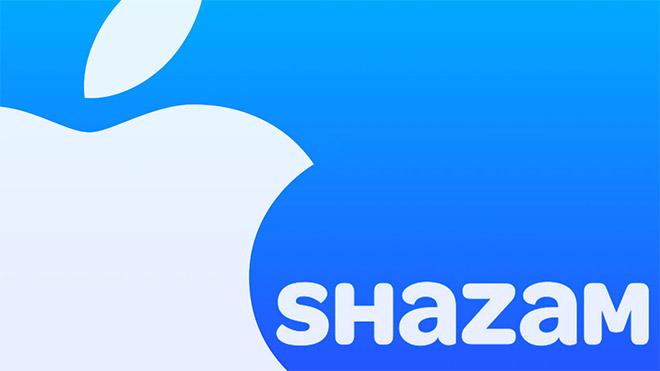 Apple Shazam satın alma
