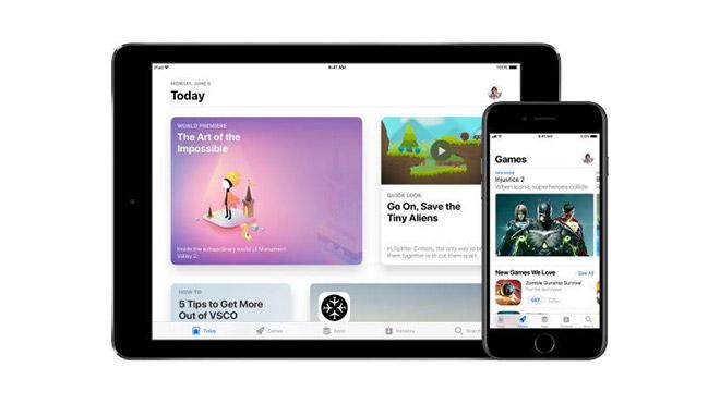 Apple App Store ön sipariş