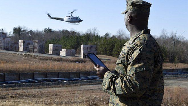AACUS otonom helikopter sistemi