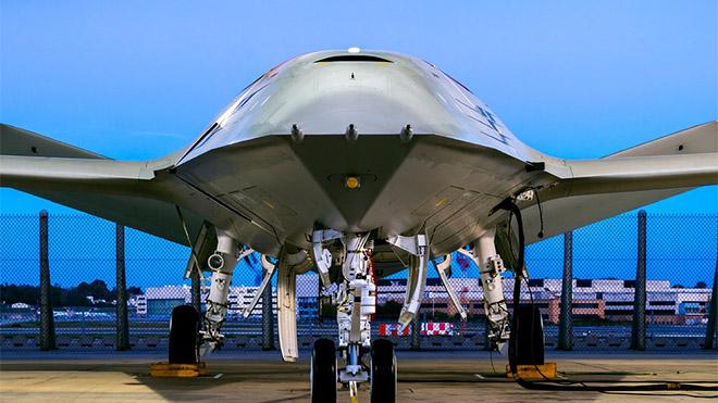 Boeing insansız tanker uçak