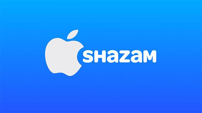 Apple Shazam