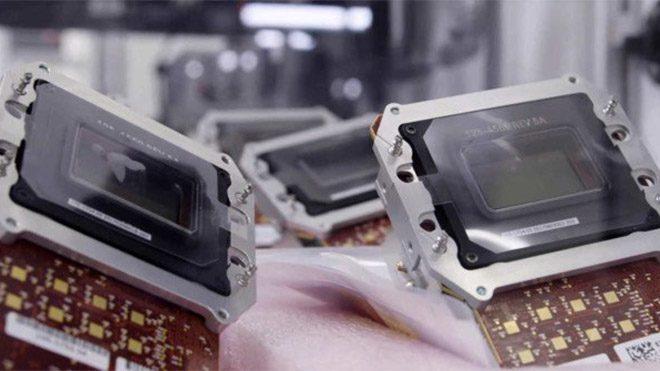 RED video kamera üretim