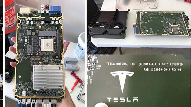 Tesla yapay zeka çipi Elon Musk