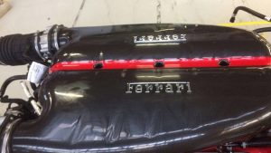 Ferrari LaFerrari motoru