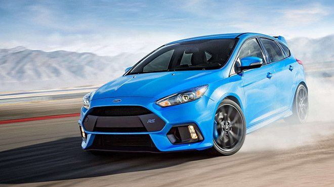 Ford Focus RS'in motor problemi yaşadığı doğrulandı; Peki sebebi ne?