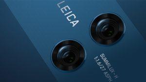 Huawei, Leica