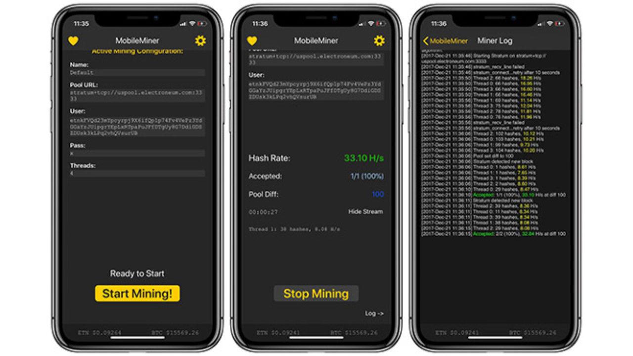 bitcoin madenciliigi mobil secretul bitcoin