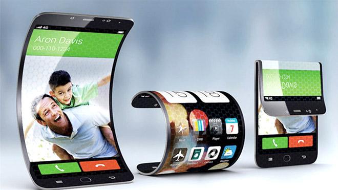 Katlanabilir akıllı telefon Samsung Galaxy X