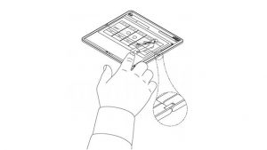 Microsoft tablet Andromeda
