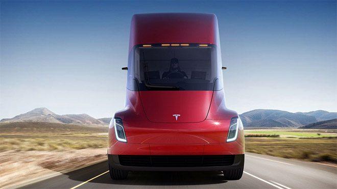 Tesla Semi PepsiCo
