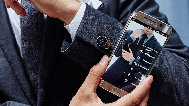 Samsung akıllı kıyafet