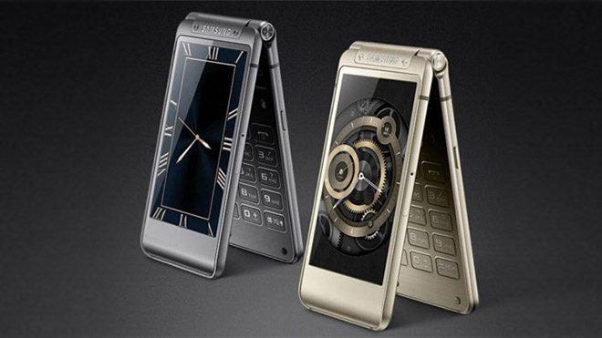 Samsung W2018