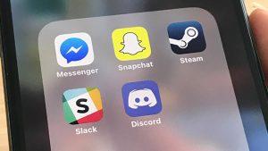 Snapchat ikon