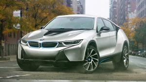 BMW i8 SUV