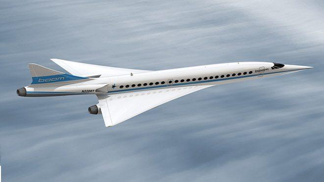 Süpersonik yolcu uçağı