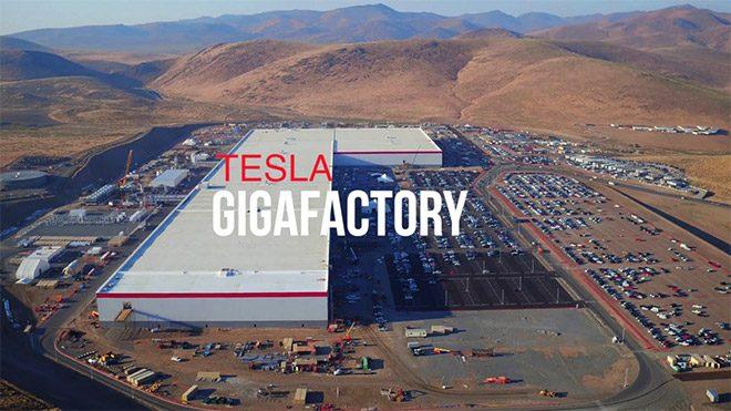 Tesla'nın dev fabrikası Gigafactory, dünyada silindirik pil sorunu yaratıyor