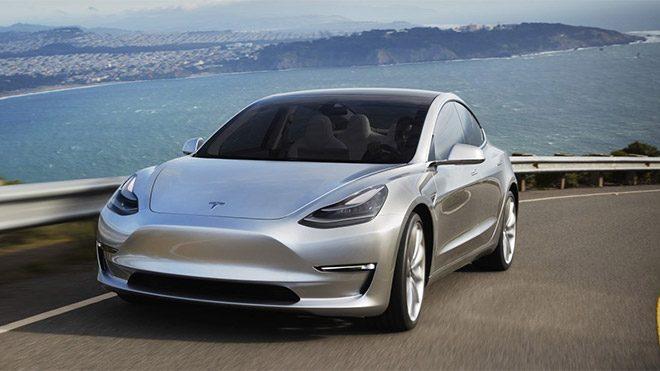 Tesla Supercharger Gersan