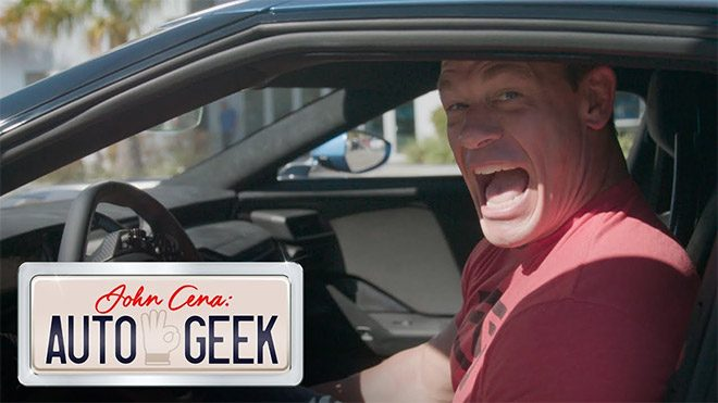 Ford GT John Cena