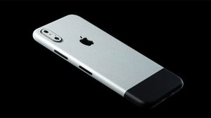 iPhone ANNIVERSARY SKIN FOR IPHONE