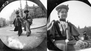 Carl Størmer gizli kamera fotoğraf çekimleri