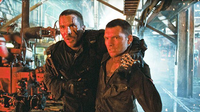 Christian Baledan Terminatör Eleştirisi Log
