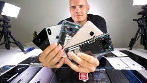 akıllı telefon JerryRigEverything