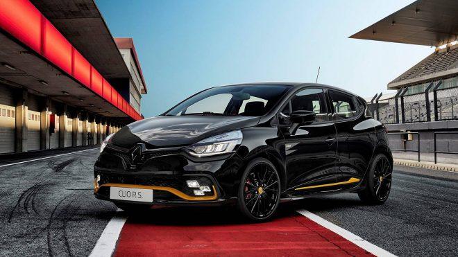 2018 Renault Clio R.S. F1