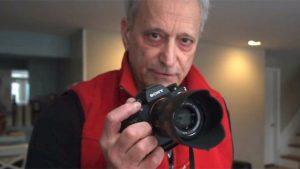 Canon Sony David Burnett