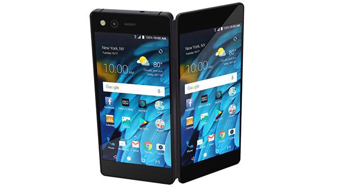 ZTE Axon M katlanabilir akıllı telefon