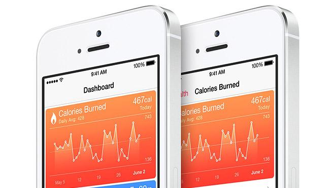 Apple sağlık uygulama