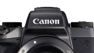 Canon aynasız