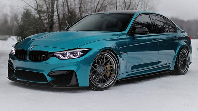 BMW F80 M3 Atlantis
