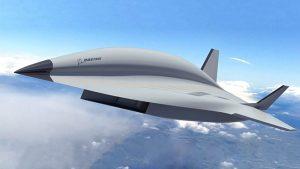 Boeing süpersonik casus uçağı