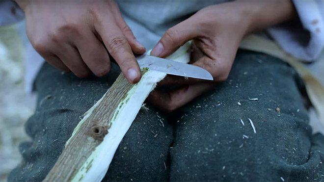 Elde kağıt üretimi