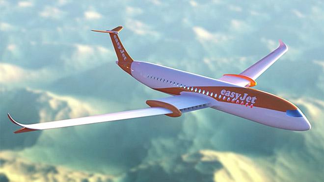 Norveç elektrikli yolcu uçağı