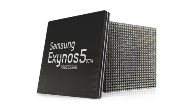 Samsung Exynos işlemci