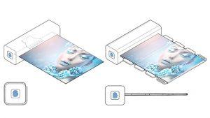Samsung yuvarlanabilir ekran