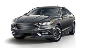 Ford elektrikli otomobil