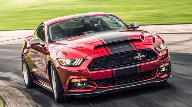 Ford Com Mustang >> 2019 Ford Mustang Shelby Gt500 Maksimum Suratiyle Carrol Shelby I